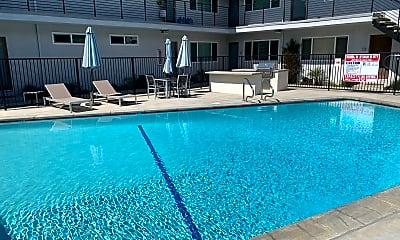 Pool, 3435 Artesia Blvd, 2