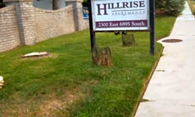 Hill Rise Apartments, 1