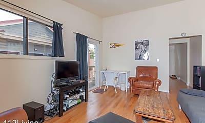 Bedroom, 2105 Wharton St, 1
