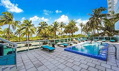 Pool, 9201 Collins Ave 624, 2