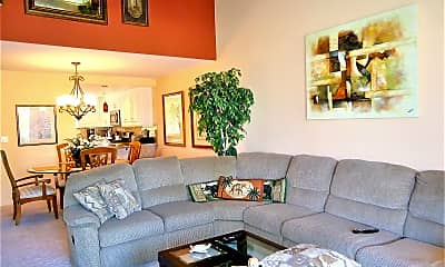 Living Room, 2 Granada Dr, 0