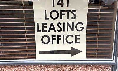 141 Lofts, 1