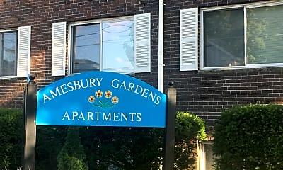 Amesbury Gardens Apartment, 1