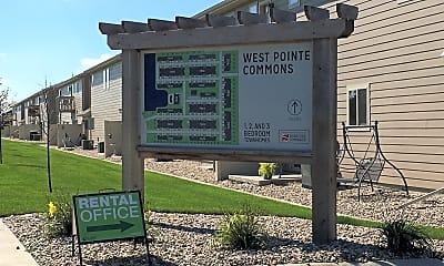 West Pointe Commons, 1