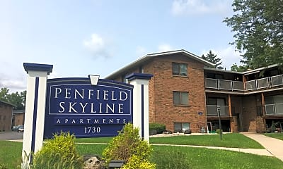 Penfield Skyline Apartments, 1