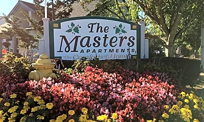 The Masters, 0