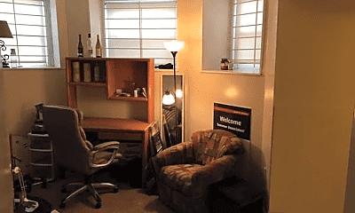 Bedroom, 181 Thorndike St, 1