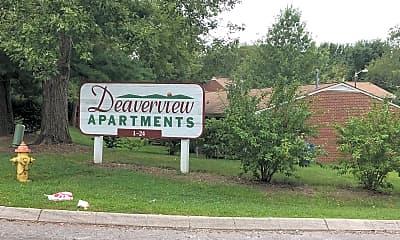Deaverview Apartments, 1