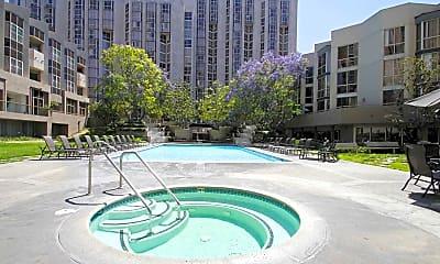 Pool, Promenade Towers, 2