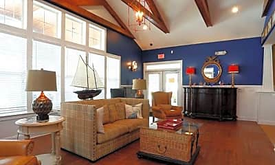 Clubhouse, Compass Landing, 1
