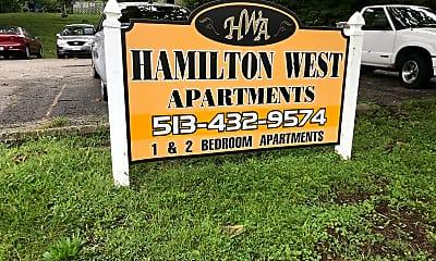 Hamilton West Apartments, 1