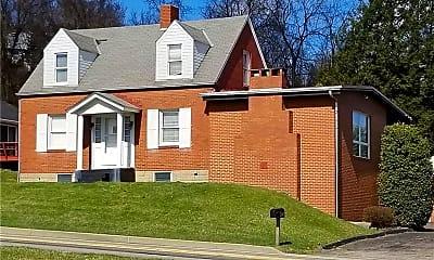 Building, 3234 Washington Pike, 1