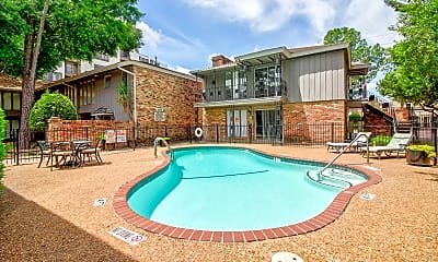 Pool, London Square Townhomes, 0