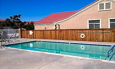 Pool, The Crossing at Rosemond Apartments, 0