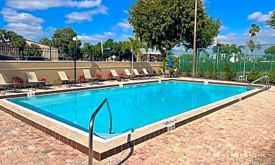 Pool, 5327 Summerlin Rd, 2