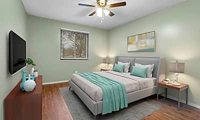 Bedroom, 5601 W 58th St, 1