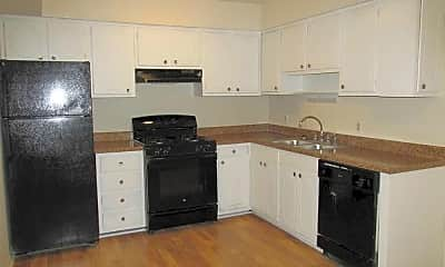 Kitchen, The Shelby, 0