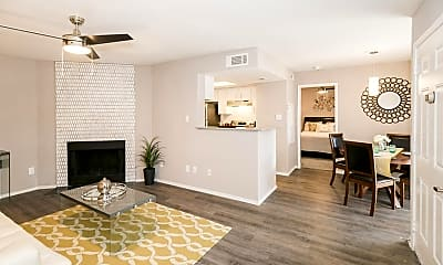 Living Room, 12403 Mellow Meadow Dr, 1