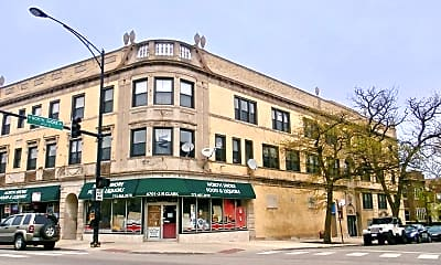 Building, 1634 W North Shore Ave, 2