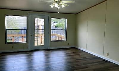 Living Room, 1403 Spring St, 1