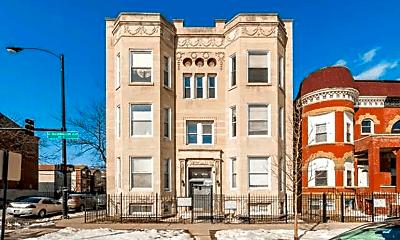 Building, 2754 W Washington Blvd, 0