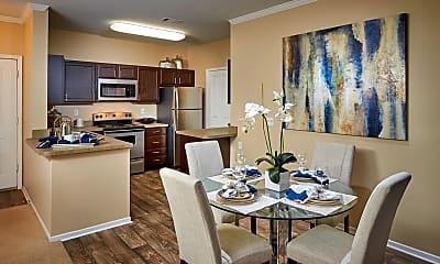 Dining Room, Legend Oaks, 1