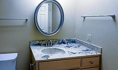 Bathroom, Magic Touch Apartments & Houses, 2