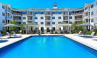Pool, Harbor Heights, 0