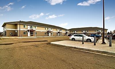 Building, Dakota B Apartments, 0