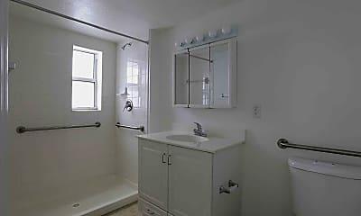 Bathroom, Northwest Gardens I, 2