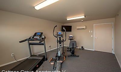 Fitness Weight Room, 4224 Tamarack Dr, 2