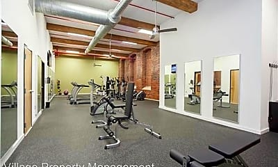 Fitness Weight Room, 1350 Rosa L Parks Blvd, 2