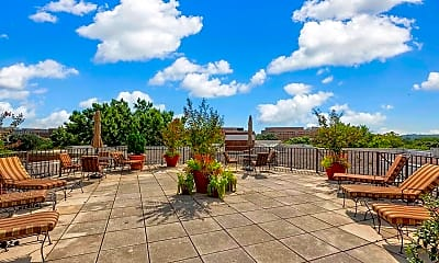 Patio / Deck, 2500 Q St NW 222, 0