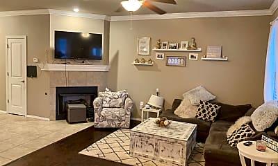 Living Room, 608 N Keats Dr, 1