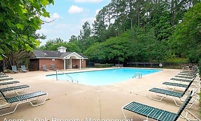 Pool, 3001 Trailwood Pines Ln Unit 203, 2