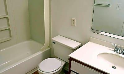 Bathroom, The Landing On Farmhurst, 2