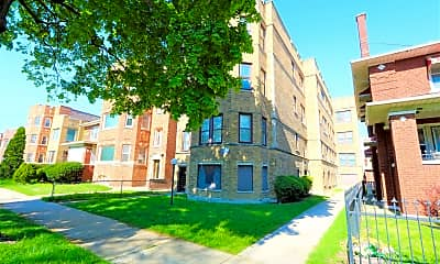 Building, 8033 S St Lawrence Ave 3B, 0