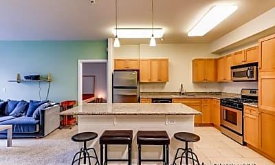 Kitchen, 100 South Alameda Street, 150, 1