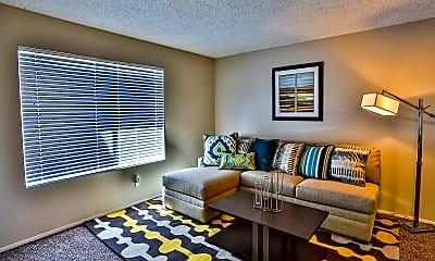 Living Room, Residence at Vegas, 0