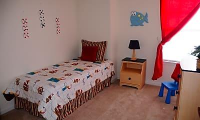 Bedroom, Meridian Terrace/Meridian Square, 2