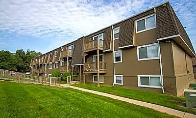 Building, Skyline Apartments, 0