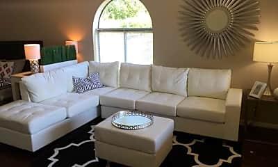 Living Room, Mission Road Studios, 1