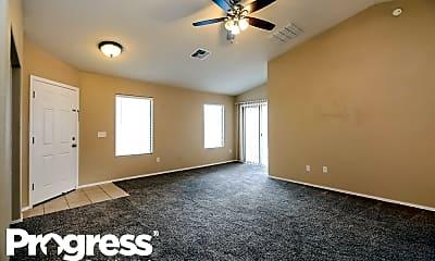 Living Room, 8375 S Hunnic Dr, 1