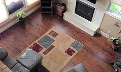 Living Room, 3910 Baxter Ln, 1