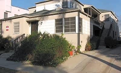 Building, 416 1/2 N Gardner St, 1