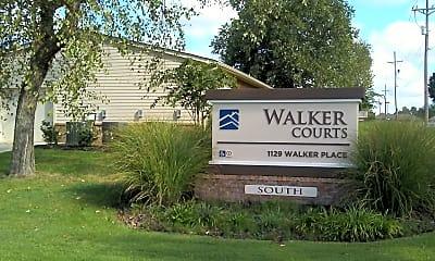 Walker Court Apartments, 1