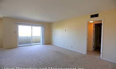 Living Room, 1400 San Carlos Ave, 1