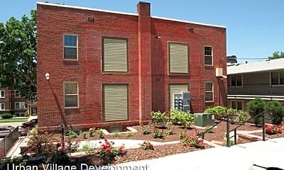 Building, 515 S. 31st Street, 2