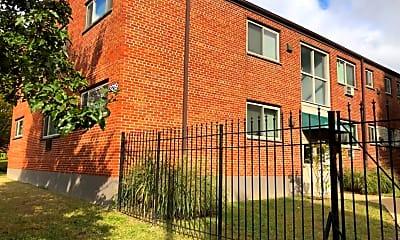 Building, 3217 Russell Blvd, 2