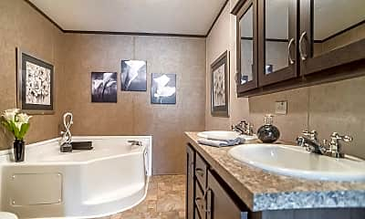 Bathroom, Avon on the Lake Senior Living, 2